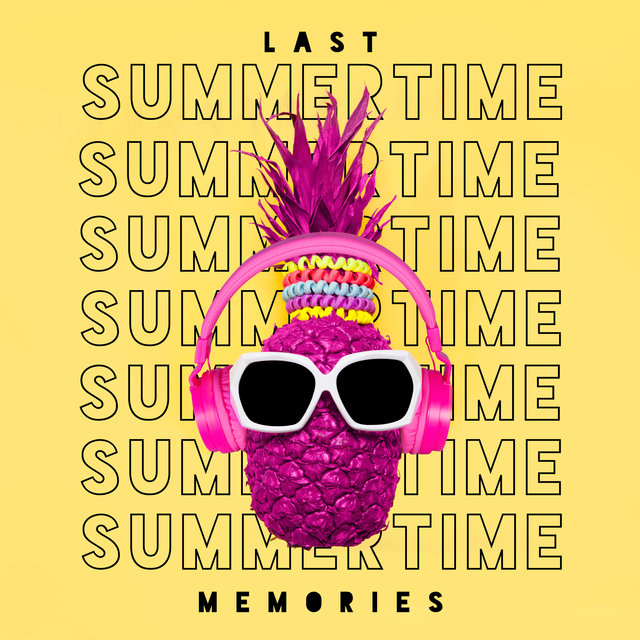 Last Summertime Memories – Collection of Chillout Party Music