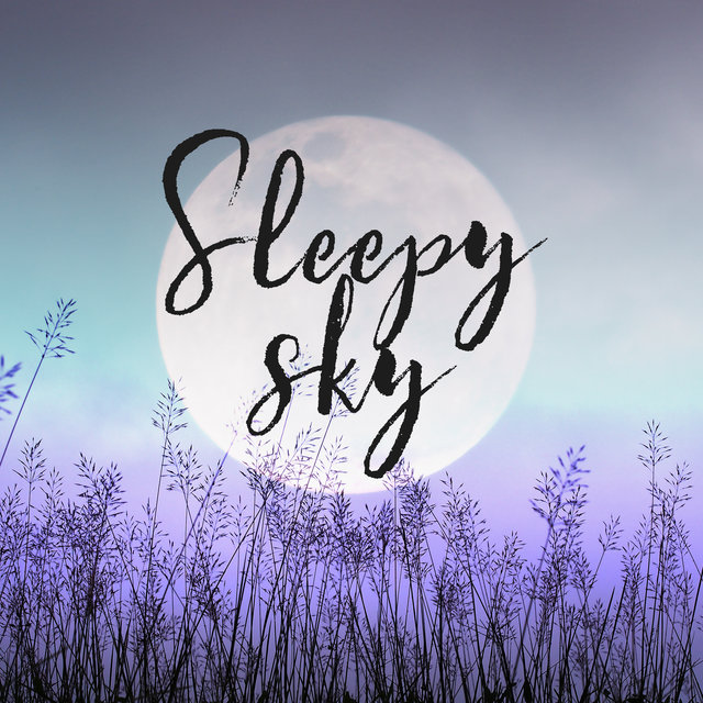 Sleepy Sky - Oasis of Tranquil Sounds Thanks to which You Will Feel Blissful Relaxation and Sleep Very Peacefully