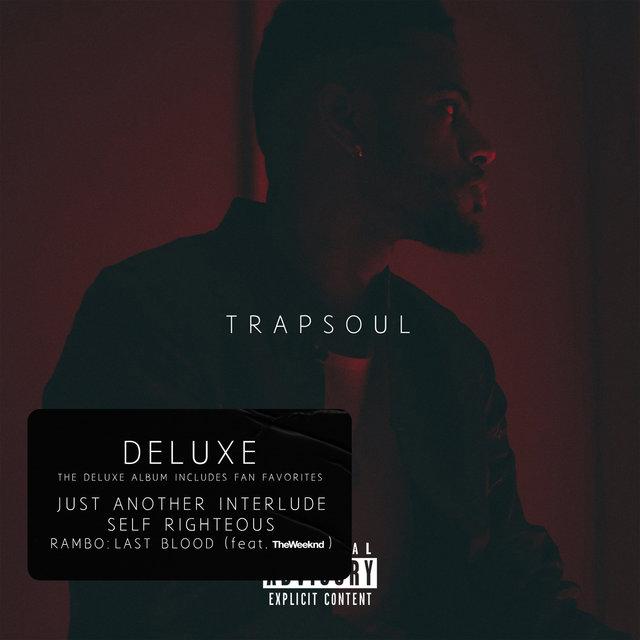 Cover art for album T R A P S O U L (Deluxe) by Bryson Tiller