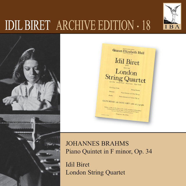 İdil Biret Archive Edition, Vol. 18