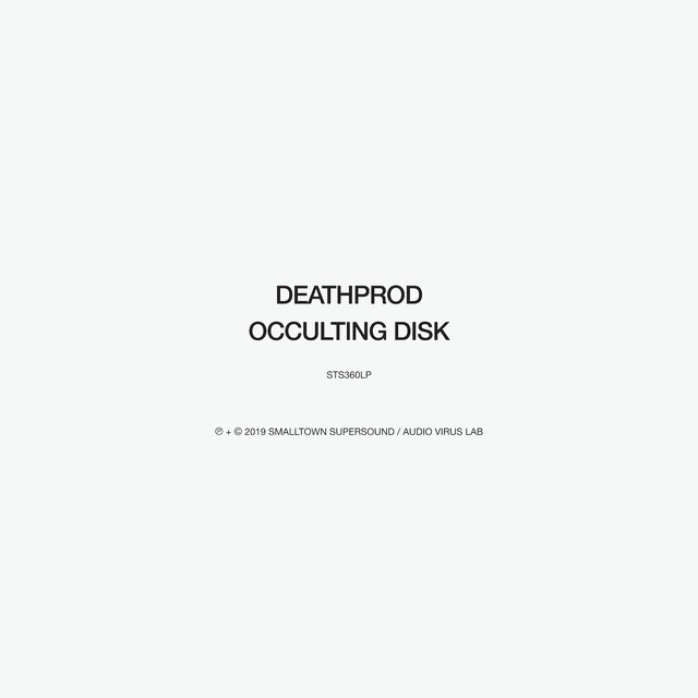 Occulting Disk