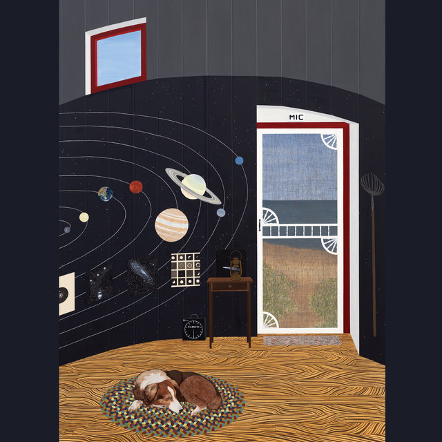 Cover art for album Silver Ladders by Mary Lattimore