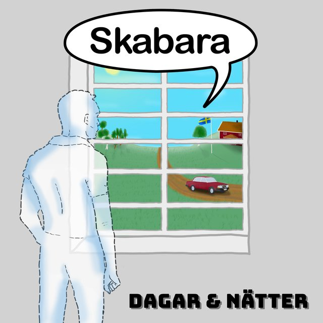 Cover art for album  by Skabara