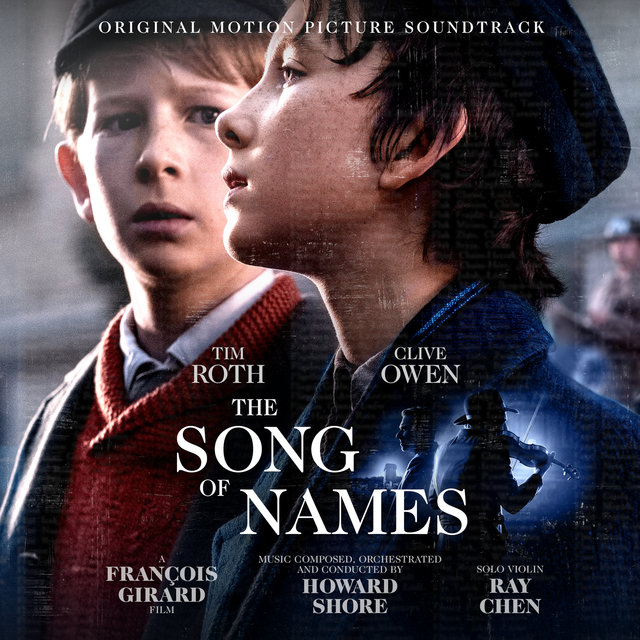The Song of Names for Violin and Cantor (Original Motion Picture Soundtrack)