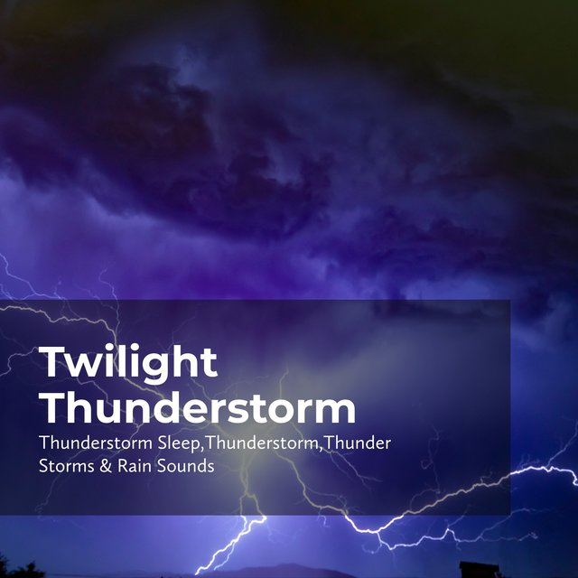 Twilight Thunderstorm