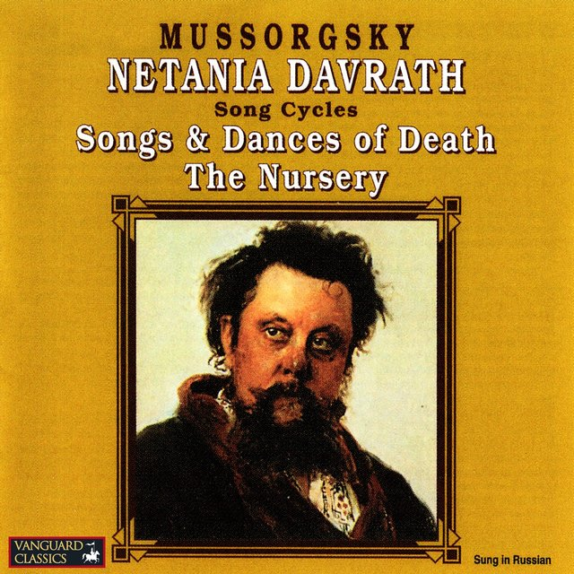 Mussorgsky Song Cycles