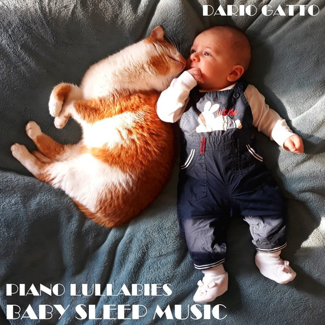 Piano Lullabies Baby Sleep Music