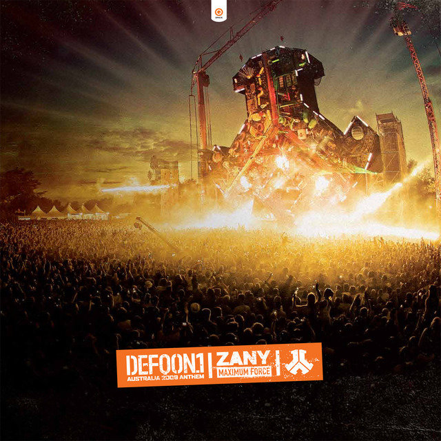 Maximum Force (Defqon.1 Australia Anthem 2009)