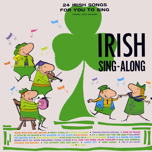 Irish Sing-Along