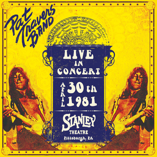 Live in Concert April 30th, 1981 Stanley Theatre Pittsburgh Pa