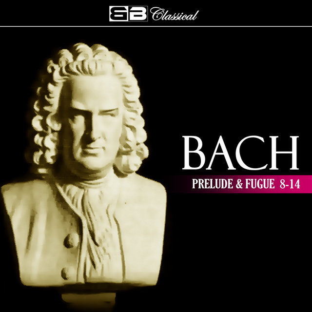 Bach Prelude and Fugue 8-14