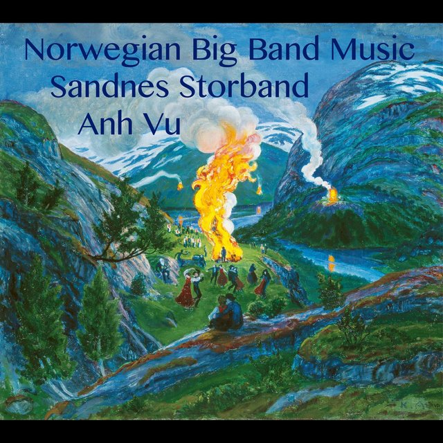 Norwegian Big Band Music