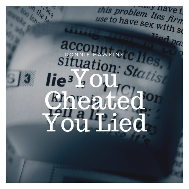 You Cheated You Lied