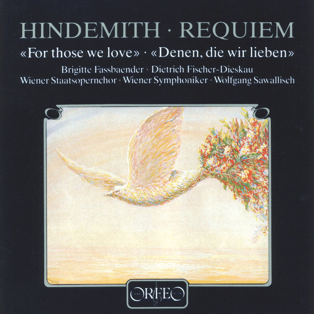 "Hindemith: A Requiem ""When Lilacs Last in the Dooryard Bloom'd"""
