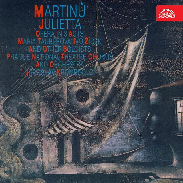 Martinů: Julietta /A Dream-book/