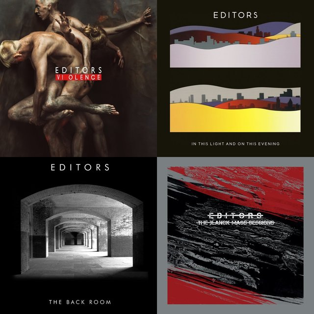 Cover art for album Rock The City - Editors by User