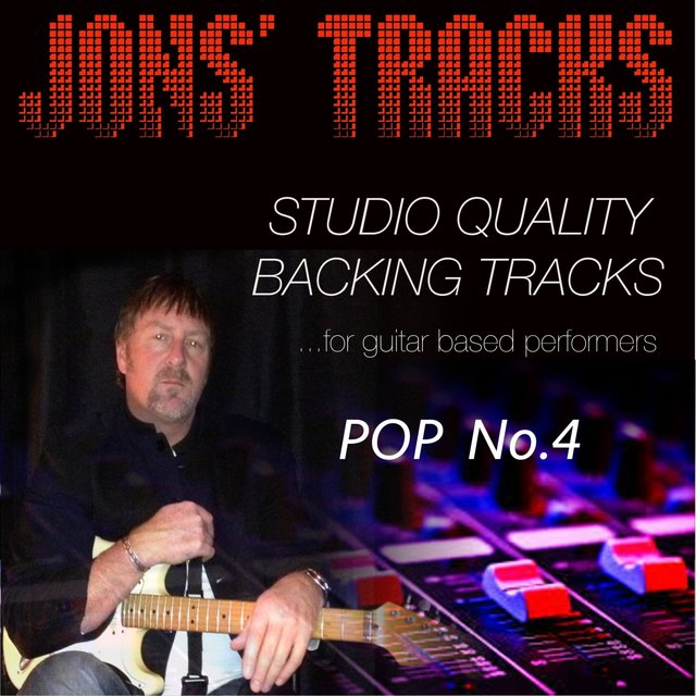 Pop, Vol. 4 - Studio Quality Backing Tracks