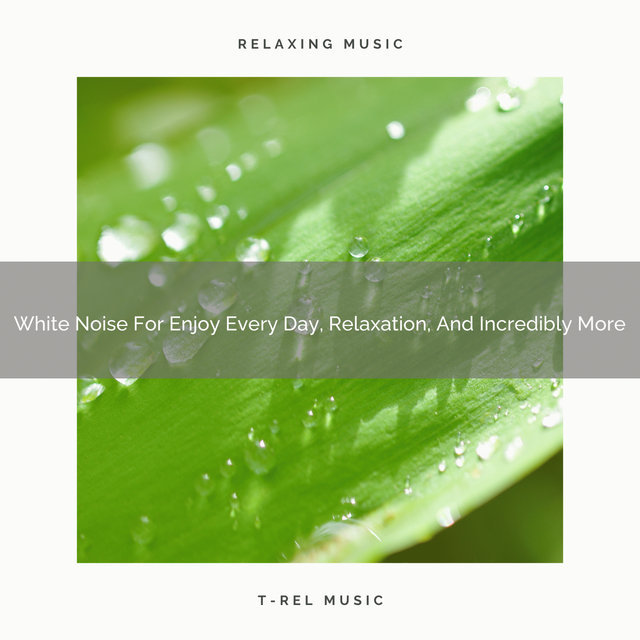 White Noise For Enjoy Every Day, Relaxation, And Incredibly More
