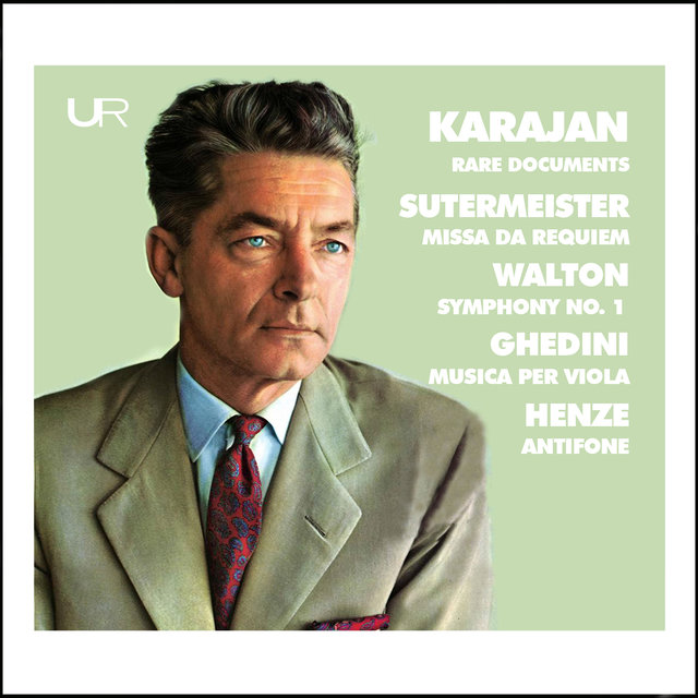 Karajan conducts rare documents