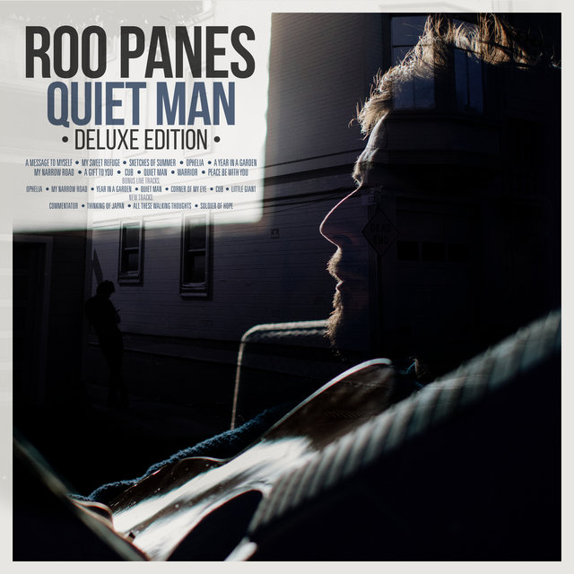 Cover art for album Quiet Man (Deluxe Edition) by Roo Panes