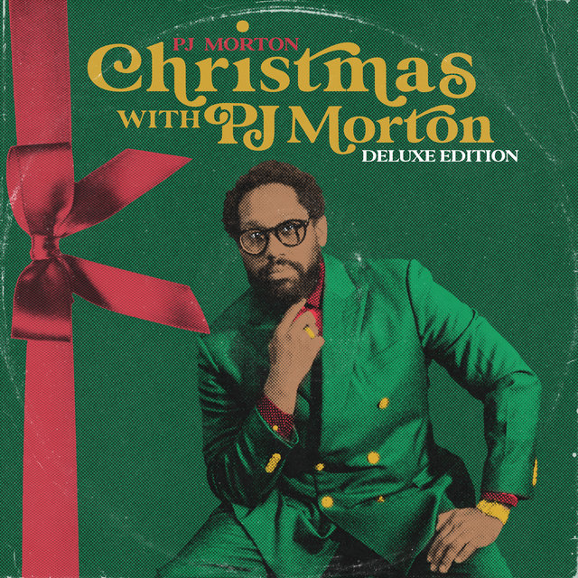 Cover art for album Christmas with PJ Morton (Deluxe Edition) by PJ Morton