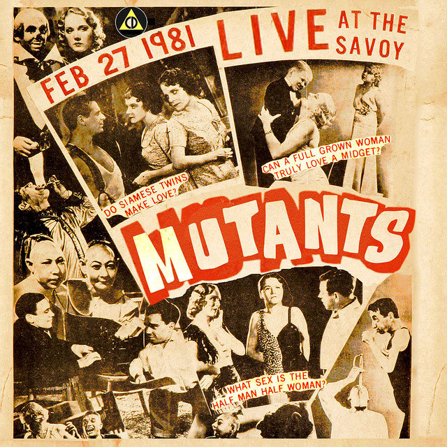 Live at the Savoy 1981