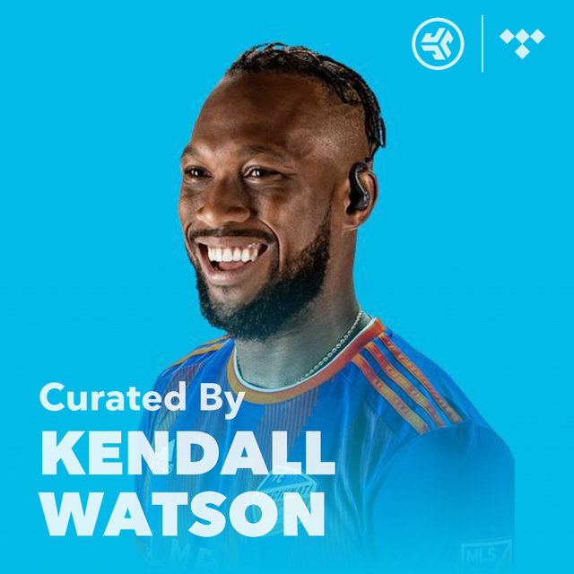 Cover art for album MLS Kendall Waston Player Playlist by JLab Audio