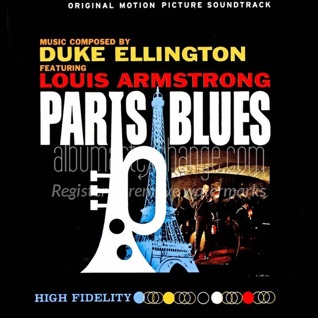 Paris Blues (Original Soundtrack Remastered)