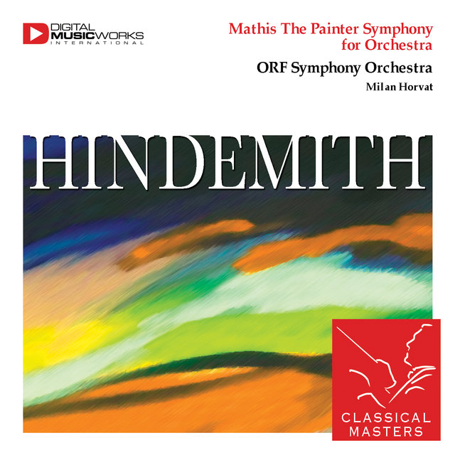 Mathis The Painter Symphony for Orchestra