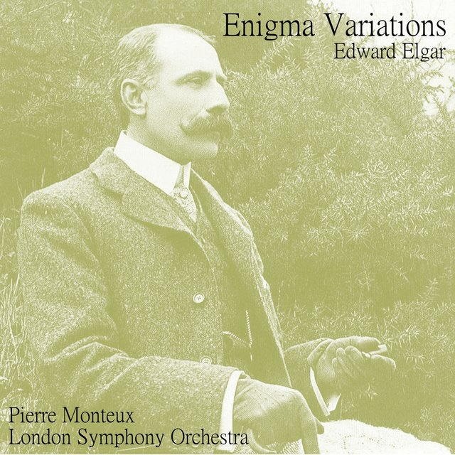 "Elgar: Variations on an Original Theme, op.36 ""Enigma"""