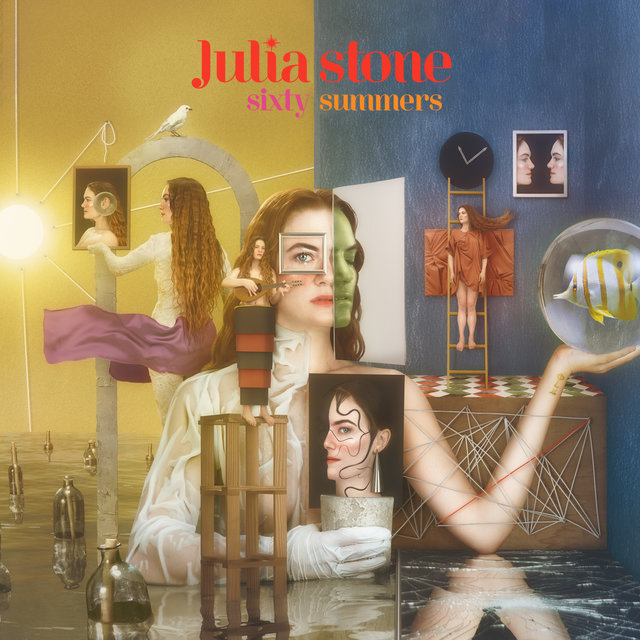 Cover art for album Sixty Summers by Julia Stone
