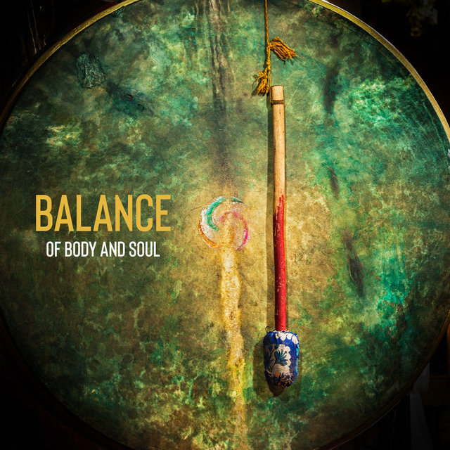 Balance of Body and Soul – Tongue Drums Sounds for Deep Meditation