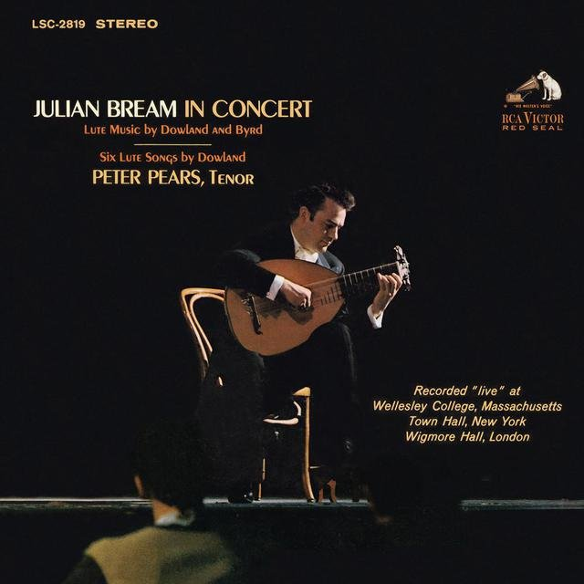 Julian Bream in Concert
