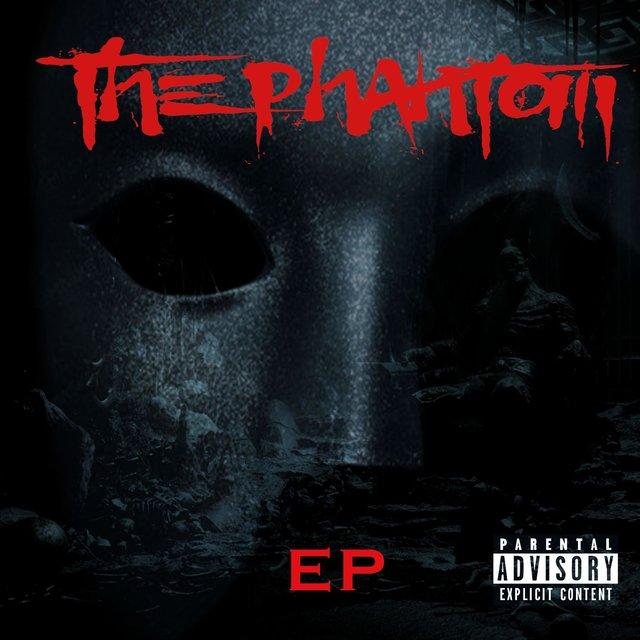Cover art for album The Phantom EP by Dbait