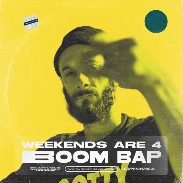 Weekends Are 4 Boom Bap