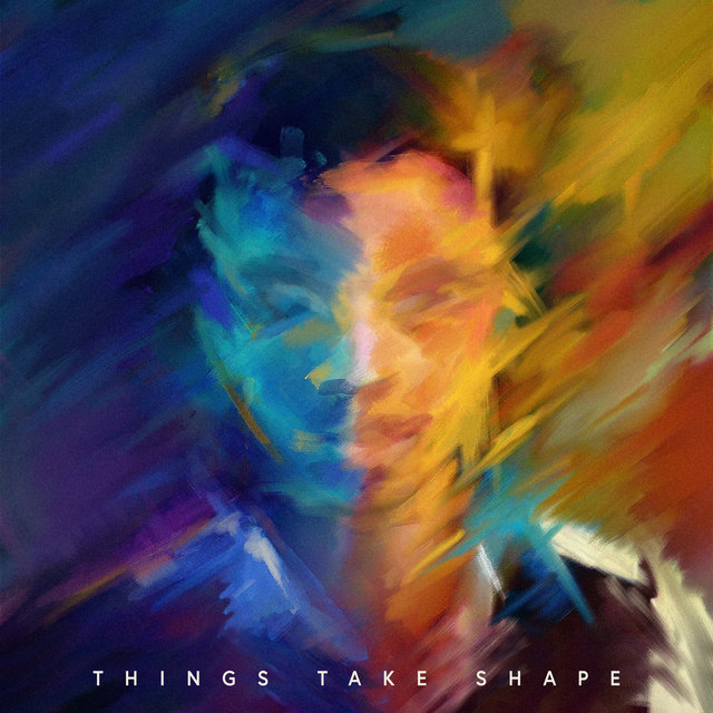 Cover art for album Things Take Shape by Amorphous