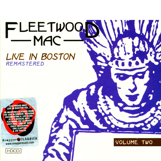 Live In Boston Remastered Vol. 2