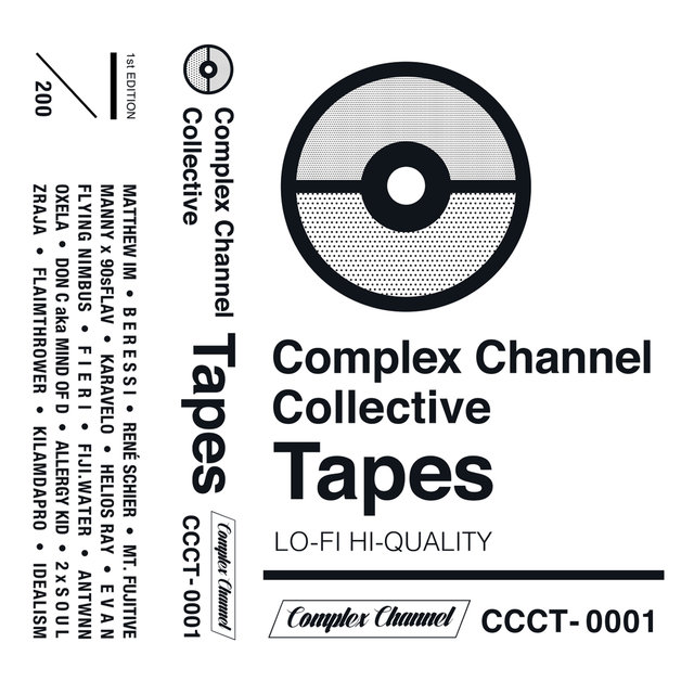 Complex Channel Collective Tapes Vol. 1