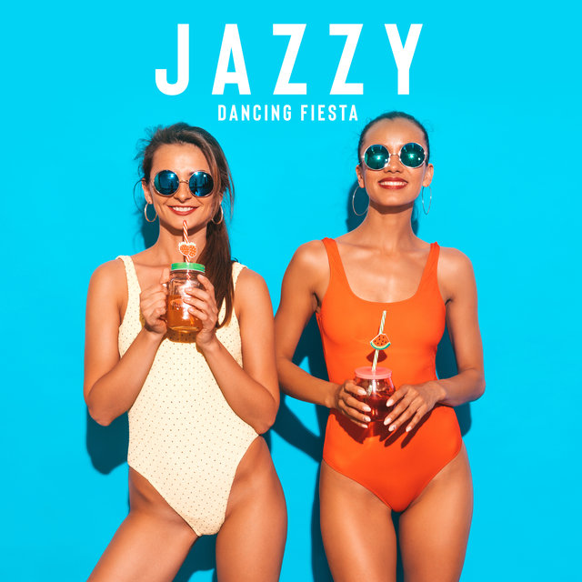 Jazzy Dancing Fiesta - Collection of Great Instrumental Music in the Latino Style That is Perfect as a Background to the Beach Dances