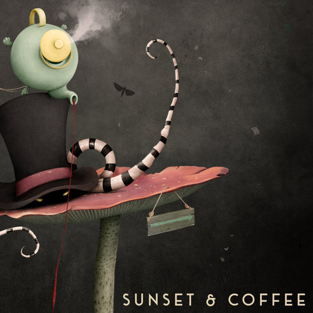 Sunset & Coffee - Late Night Jazz, Easy Listening Jazz, Lounge Jazz