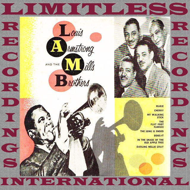 Louis Armstrong & The Mills Brothers