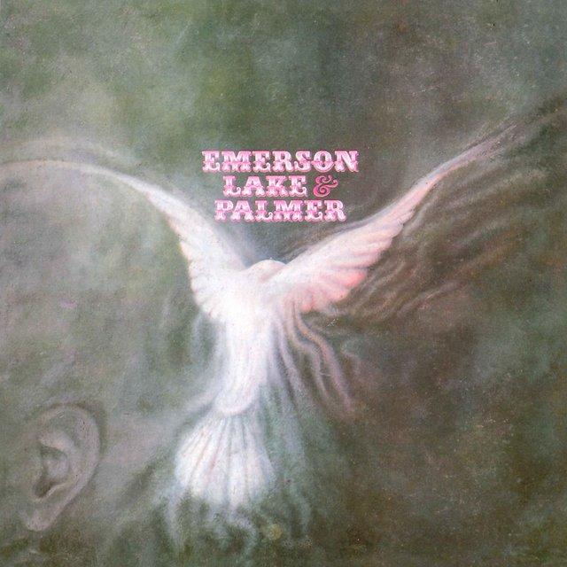 Cover art for album Emerson, Lake & Palmer by Emerson, Lake & Palmer