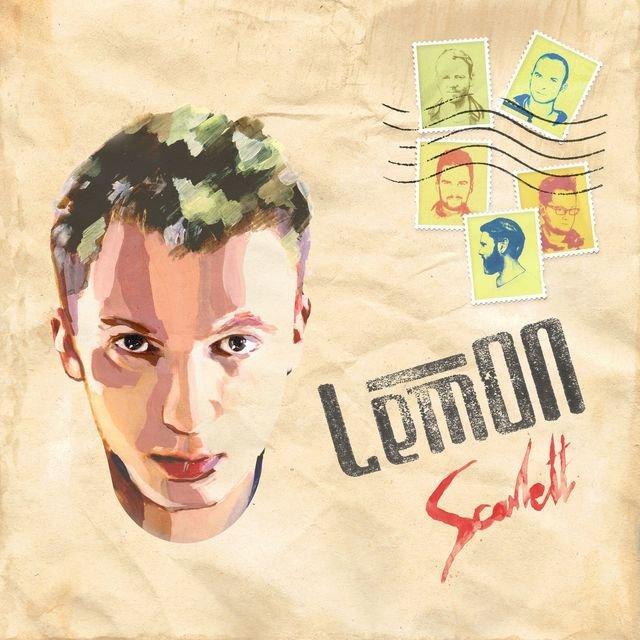 Cover art for album Scarlett by LemON