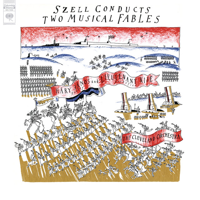 Szell Conducts Two Musical Fables ((Remastered))