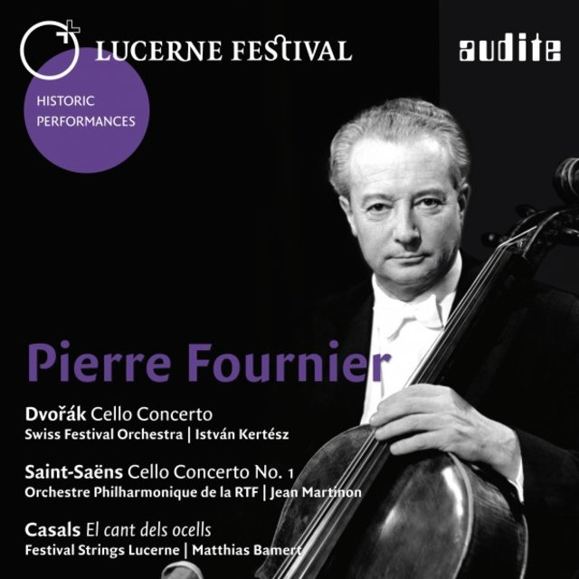 Lucerne Festival Historic Performances: Pierre Fournier