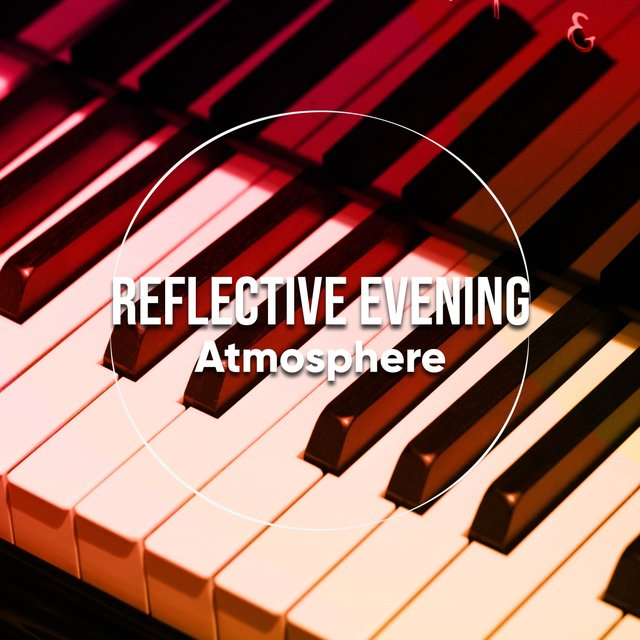 Reflective Evening Grand Piano Atmosphere