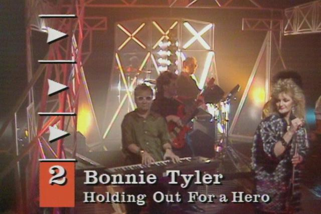 Holding Out For A Hero (Top of the Pops 1985)