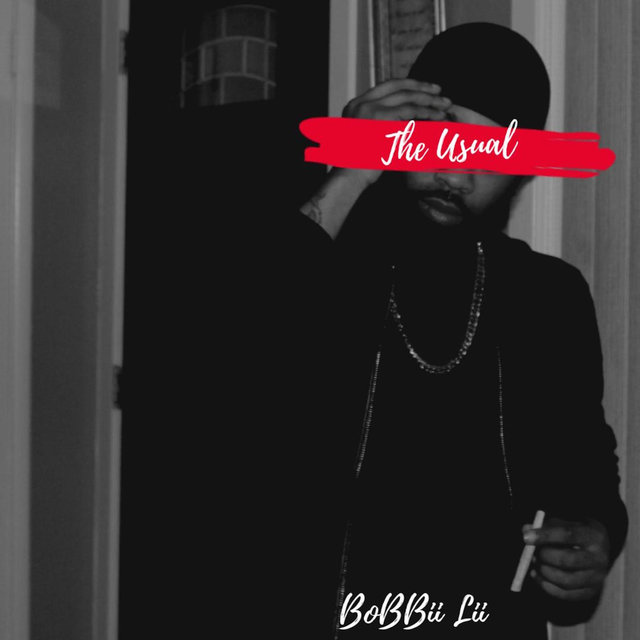 Cover art for album The Usual by Bobbii Lii