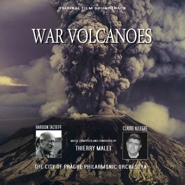 War Volcanoes (Original Motion Picture Soundtrack)