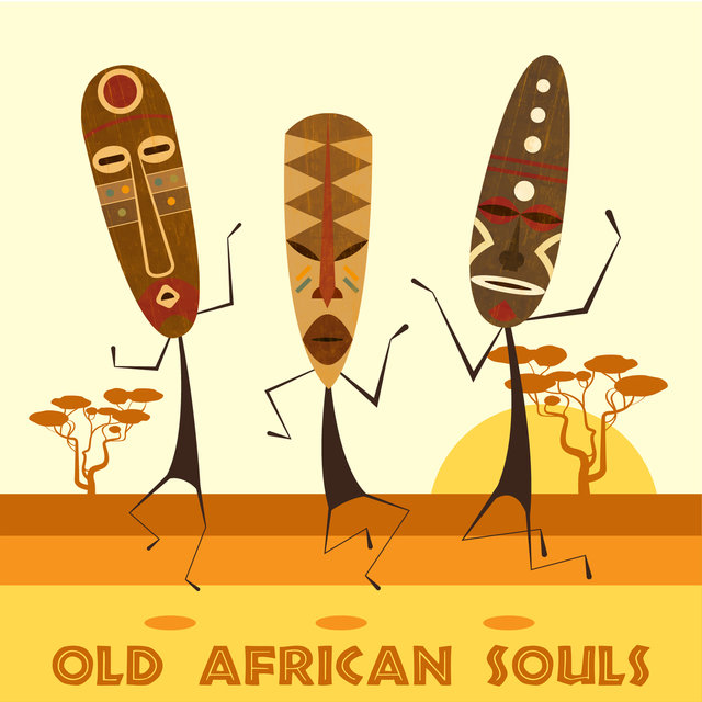 Old African Souls - New Age Spiritual Music Inspired by the Old Continent, Hypnotic Trance, Deep Meditation, Awaken Your Energy, Ambient Healing Therapy, Shaman